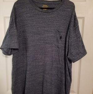 Men's XL Polo Ralph Lauren Blue T Shirt